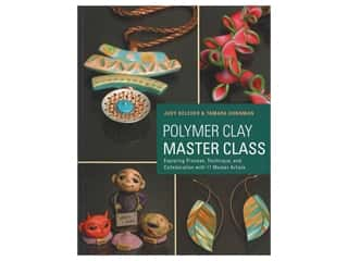 books & patterns: Watson Guptill Polymer Clay Master Class Book