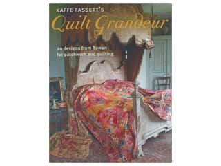 Taunton Press Kaffe Fassett's Quilt Grandeur Book