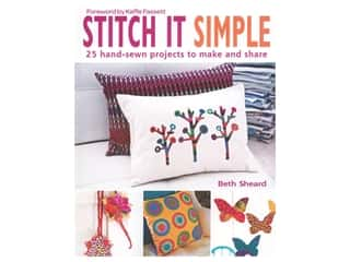Taunton Press Stitch It Simple Book