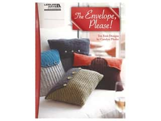 books & patterns: Leisure Arts The Envelope Please Book