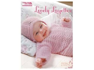 Leisure Arts Lovely Layettes Book