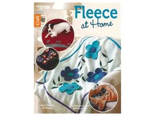 Leisure Arts Fleece At Home Book