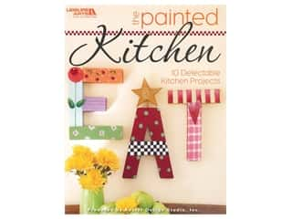 books & patterns: Leisure Arts The Painted Kitchen Book