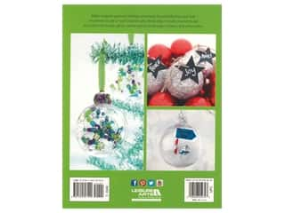 books & patterns: Leisure Arts Craft Holiday Ornaments Book