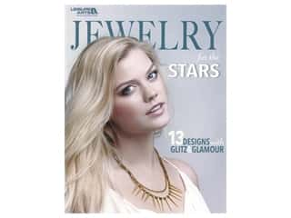 beading & jewelry making supplies: Leisure Arts Jewelry for the Stars Book