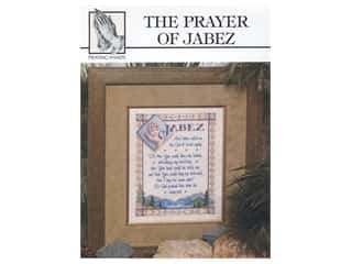Leisure Arts The Prayer of Jabez Cross Stitch Book