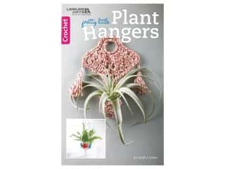 Pretty Little Plant Hangers Crochet Book