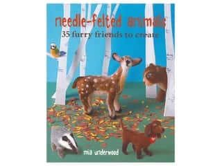 Cico Needle-Felted Animals Book