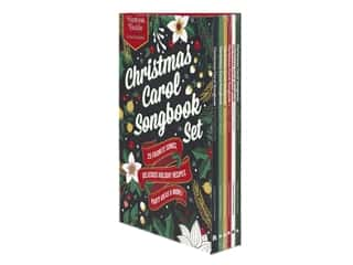 Leisure Arts Christmas Carol Songbook Set 6pc