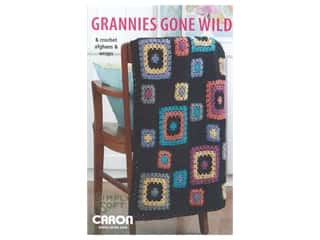 Leisure Arts Grannies Gone Wild Book