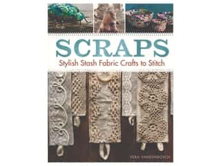 Taunton Scraps Stylish Stash Fabrics Craft Book