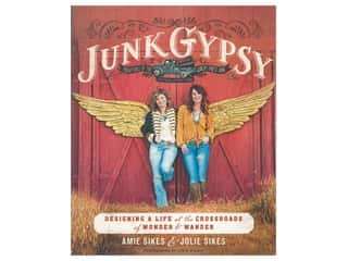 Touchstone Junk Gypsy Book