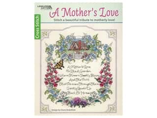 books & patterns: Leisure Arts A Mother's Love Cross Stitch Book