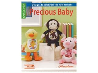 Leisure Arts Precious Baby Cross Stitch Book