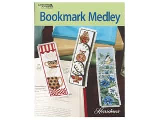 books & patterns: Leisure Arts Bookmark Medley Cross Stitch Book