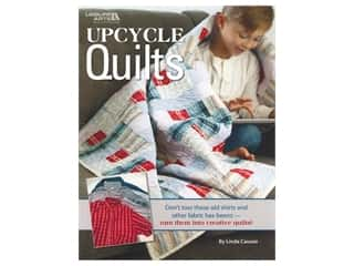 Leisure Arts Upcycle Quilts Book
