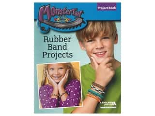 books & patterns: Leisure Arts Monster Tail Rubber Band Projects Book