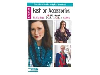 Fashion Accessories featuring Red Heart Boutique Yarns Crochet Book