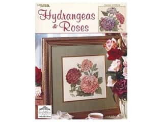 Leisure Arts Hydrangeas & Roses Book