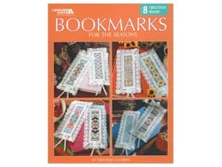books & patterns: Leisure Arts Bookmarks For The Seasons Book