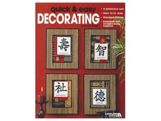 Leisure Arts Quick & Easy Decorating Book