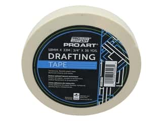 Pro Art Tape Drafting .75 in. x 36 yd