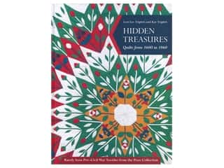 C&T Publishing Hidden Treasures Quilts From 1600 to 1860 Book