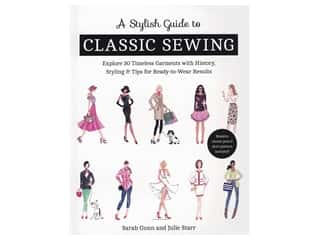 C&T Publishing A Stylist Guide To Classic Sewing Book