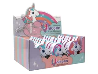 Tacony Tape Measures - Unicorn 24 pc.