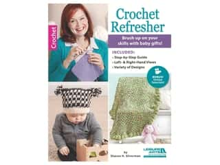 Leisure Arts Crochet Refresher Book
