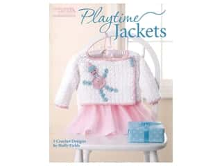 Leisure Arts Playtime Jackets Book