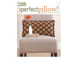 Leisure Arts The Perfect Pillow Crochet Book
