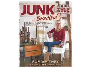 Taunton Press Junk Beautiful Furniture Refreshed Book
