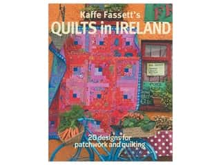 Taunton Press Kaffe Fassett's Quilts In Ireland Book