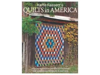 Taunton Press Kaffe Fassett's Quilts In America Book