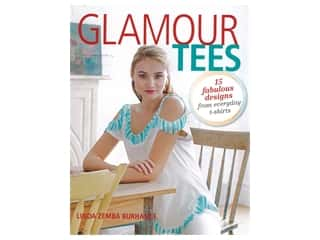 books & patterns: Taunton Press Glamour Tees Book