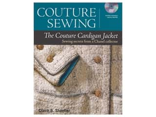 books & patterns: Taunton Press Couture Sewing The Couture Cardigan Jacket Book