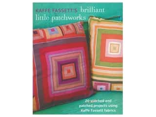Taunton Press Kaffe Fassett's Brilliant Little Patchworks Book