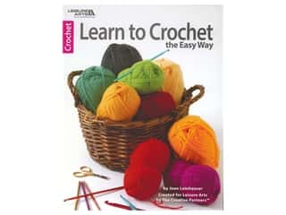 Learn to Crochet the Easy Way Book