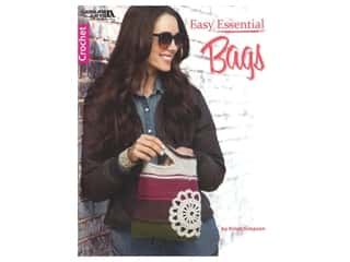 Easy Essential Bags Crochet Book