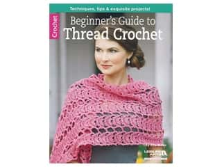 Beginner's Guide to Thread Crochet Book