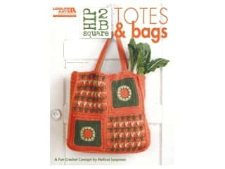 books & patterns: Leisure Arts Hip 2 B Square Totes & Bags Book