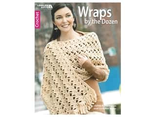 Leisure Arts Wraps by the Dozen Book