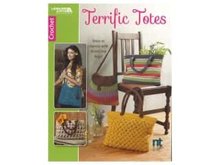 Terrific Totes Crochet Book