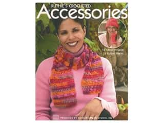 Leisure Arts Ruthie's Crocheted Accessories Book