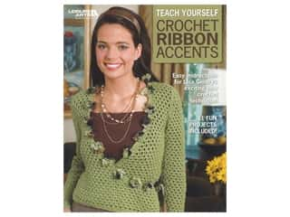 Teach Yourself Crochet Ribbon Accents Book