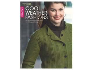 Leisure Arts Cool Weather Fashions Book