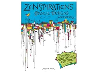 books & patterns: Design Originals Zenspirations Dangle Design Workbook