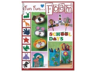 books & patterns: Fun Fun...Foam 2 Book