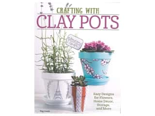 books & patterns: Design Originals Crafting With Clay Pots Book